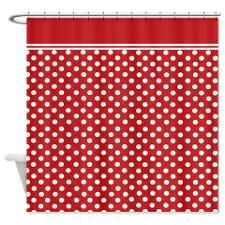 23 Watershed Classic Polka Dot Shower Curtain In Black White