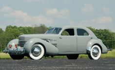 The brand returned for 1936, after a nearly four-year hiatus, with the streamlined 810. The car look... - Car and Driver