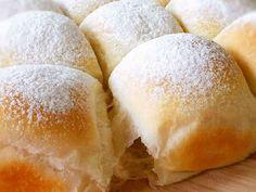 ふわっふわ♥とろけるミルク生ちぎりパンの画像