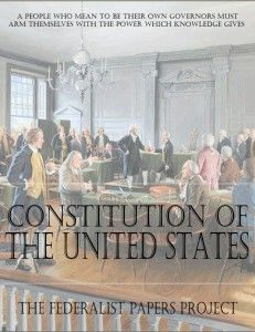 the constitution of the united states essay Free essay on the constitution available slavery was made a part of the constitution because it was necessary to keep the states united and the process of.