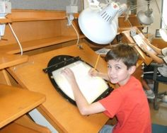We instruct ages 10 and up the Art of Animation !