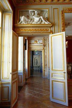 Hôtel de Bourvallais, siège du Ministère de la Justice) Place Vendôme, Paris 1er