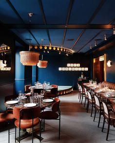 Cafe Comercial   Madrid Cafe Bar, Cafe Restaurant, Restaurant Design, Pub Design, Madrid, Pantone, Coffee Shop, Interior Design, Belem