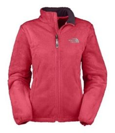 The North Face Osito Fleece Jacket - Women's Teaberry Pink, XL