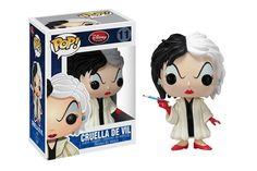 Cruella de Vil - Disney POP! Vinyl Figure  #NeatoPinToWin
