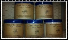 Honeybees Knees 'Me Thyme' Bath Salts (16 oz). $12.50, via Etsy.