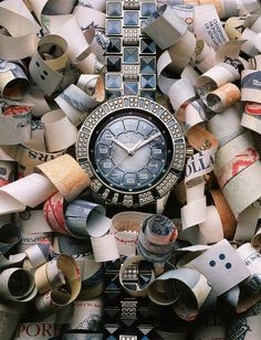 Editorial | Jewellery & Watches | Mitch Feinberg | #watches #editorial #money