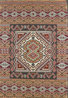 Navajo Burntwater Rug, Native American Rug, Navajo Weaving/rug, Handwoven  Navajo Textiles