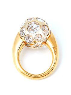 Pomellato Rose Gold Harem Ring at London Jewelers!