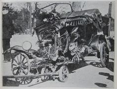 In 1930, shortly after the discontinuation of the Model T, laminated glass was finally applied by Ford to its automobiles. Description from pinterest.com. I searched for this on bing.com/images