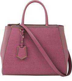 FENDI 2Jours Medium Shopping Bag