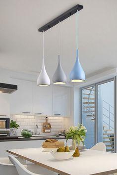 Led Pendant Lighting for Kitchen. 20 Led Pendant Lighting for Kitchen. Modern Simple Pendant Lights Minimalist Led Hanging Lamp In Kitchen Lamps, Kitchen Lighting Fixtures, Kitchen Pendant Lighting, Kitchen Pendants, Light Fixtures, Pendant Lights, Pendant Lamps, Light Fittings, Room Kitchen
