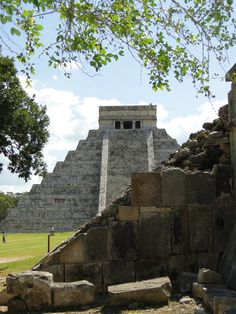 Ruins, Mexico 2010