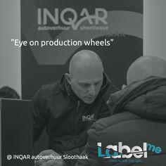 """""""Eye on production wheels"""" inqar autoverhuur Sloothaak #Haarlem #LabelMeFilm #making_ofMEER_WETEN? #LMF"""