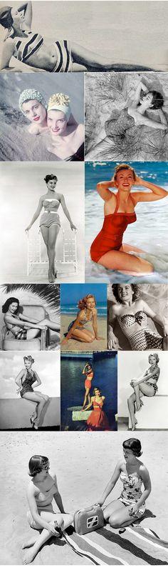 Mujeres en bañador