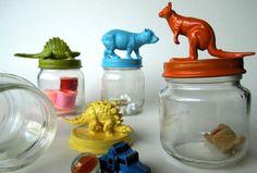 что можно сделать из игрушек Киндер Сюрприза