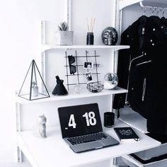 Imagen de black, fashion, and white