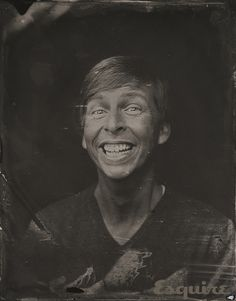 Sundance 2014 Old-Fashioned Portraits - Sundance 2014 Victoria Will Tintypes - Esquire jack mcbrayer