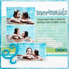 Reinforce a Theme-Mermaids