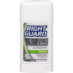 $0.99 Right Guard Xtreme Clear at #CVS or $1.17 at #Walgreens with #Coupon!  http://killinitwithcoupons.com/blog/?p=2445