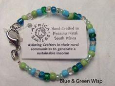 Zulu Bead Bracelet for kids