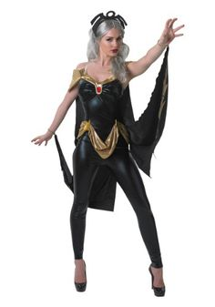Storm costume                                                                                                                                                     More
