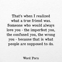 #true #friend