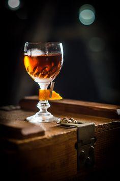 Martini Cocktail oder Manhattan? Zum Wochenende empfehlen wir flüssiges Gold im Cocktailspitz!