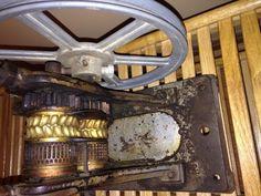 Antique Hard Candy Roller Mold Press, Thomas Mills Bro. Phila, Mc's Candy Factor | #1800852624