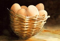 watercolor baskets - Google Search
