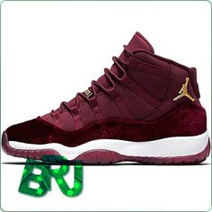 info for ca0cb f7466 Air Jordan 11 Retro Heiress GG Night Maroon Metallic Gold-Night Maroon  852625-650. Burgundy JordansBlack JordansMens Shoes ...