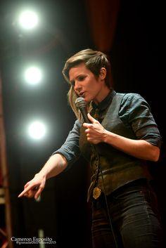 Cameron Esposito @ the Granada Theater in Dallas Tx 7-18-15