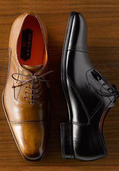 Shop Mezlan 'Ghent' Cap Toe Oxford shoes for men