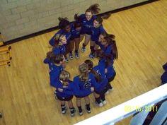 Varsity 2011, I love my girls <3