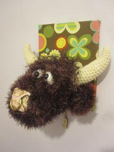 Amigurumi Highland Cow : Baby/Child Toys on Pinterest Amigurumi, Amigurumi ...