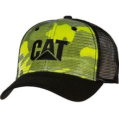 Cat Safety Camp Cap at Amazon Men s Clothing store  bed66973e1ef