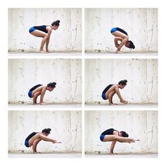 The Ultimate Fitspo, Firefly pose tutorial by @the_southern_yogi