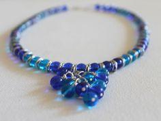 Necklace Tutorial, Diy Necklace, How To Make Necklaces, Unique Necklaces, Own Home, Beaded Bracelets, Pdf, Creative, Shop