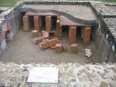 Vieux la Romaine Villa hypocauste - Hypocaust - Wikipedia, the free encyclopedia