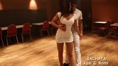 Axel and Romina l Climax - Usher l BachataZouk Sexy dance 2017