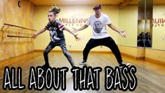 ALL ABOUT THAT BASS an 11 Year Old dances and makes everyone exhausted just by watching the video :).