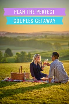 It's time to explore, relax and enjoy with a romantic couples getaway you won't forget. Start planning your trip for two with our tips and ideas, from adventurous to relaxing.