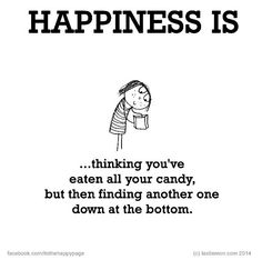 Happiness is ..