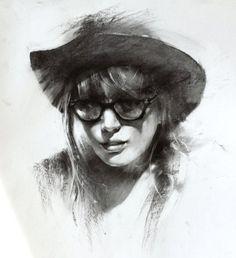 Ivan Alifan Jdanov 1989 | Russian-born Canadian painter