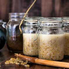 steel cut oats - @Old Number Nine - Feed Photography and Styling