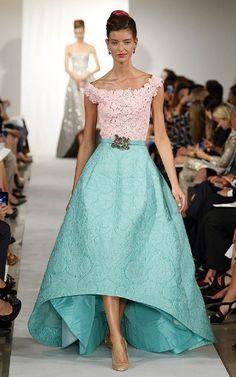 Favourite Oscar de la Renta SS2013 dress