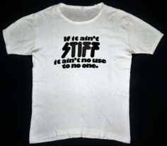 Stiff vintage t shirt