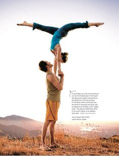 Amazing Acro Yogis | Jason Crandell Vinyasa Yoga Method