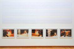 Isa Genzken - Ellipsoid, 1,2 Ellipsoid, 1,2 Ellipsoid - Computerprints, papier, perspex en chromogene kleurendrukken