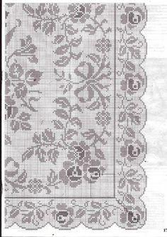 Kira scheme crochet: Scheme crochet no. 1840
